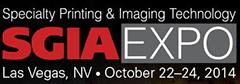 SGIA Expo 2014