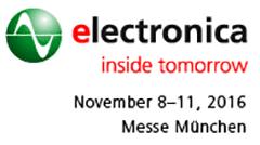 Electronica 2016 - Munich