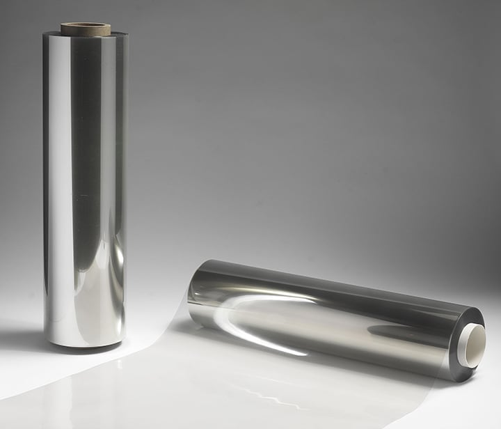 Indium tin oxide (ITO) coated polyester film
