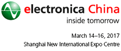 Electronica China Shanghai 2017