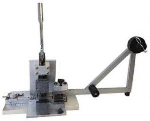 MCCM475 Long Square Male Contact Crimping Machine