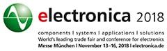 Electronica Munich 2018