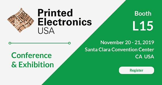 Memcon Printed Electronics USA 2019