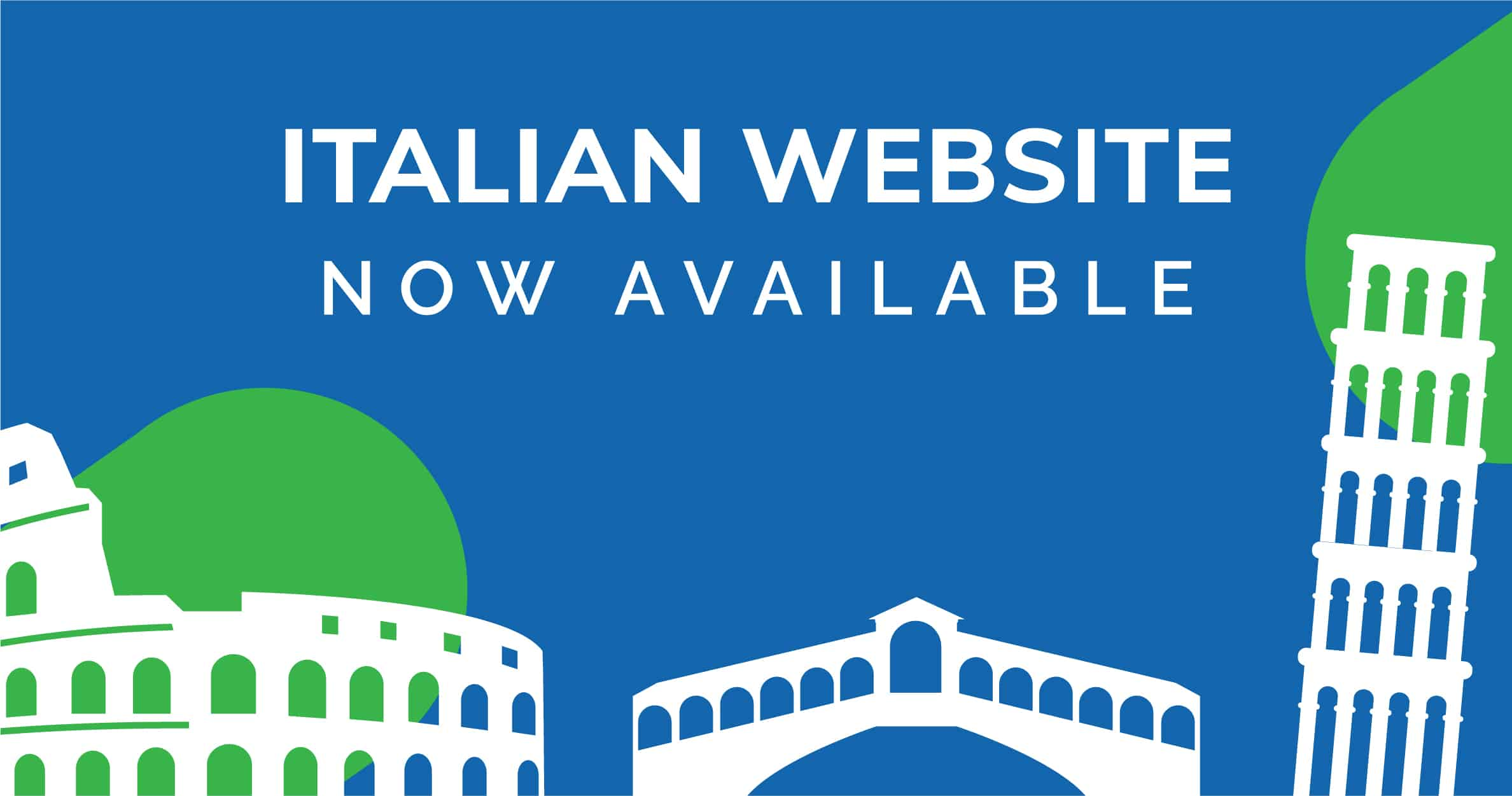 Memcon website is now available in Italian language.