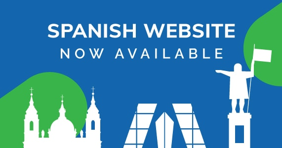 Memcon website is now available in Spanish language